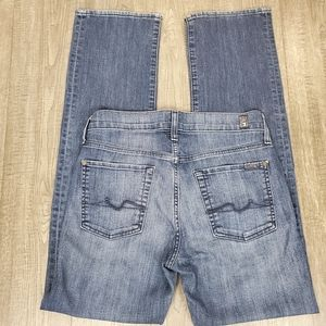 7 For All Mankind Standard Jean Size 29
